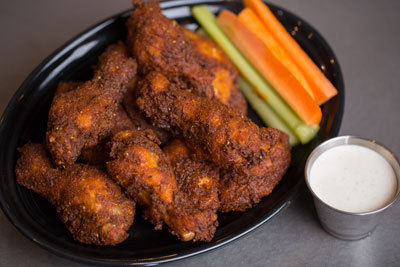Nashville Style Hot Chicken Wings