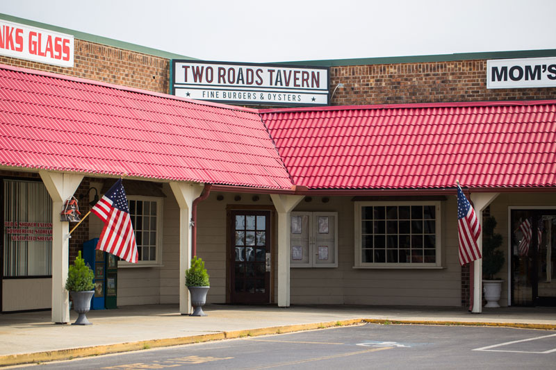 Two Roads Tavern Exterior